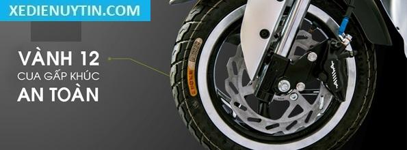 Xe máy điện Dk Bike Jeek Aima