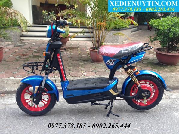 Xe đạp điện Giant m133s phanh đĩa