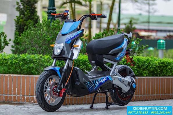 Xe máy điện Xman Sport 2016