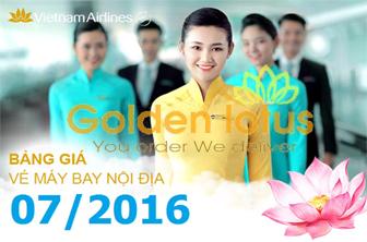 Vietnam Airlines khuyến mãi Nội địa giá chỉ từ 500.000 vnđ