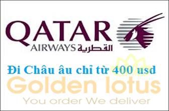 Chương trình khuyến mãicủa Qatar Airways -
