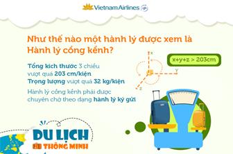 Những quy định về hành lý của Vietnam Airlines