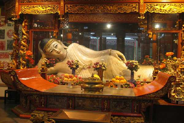 Chùa Ngọc Phật - Thượng Hải