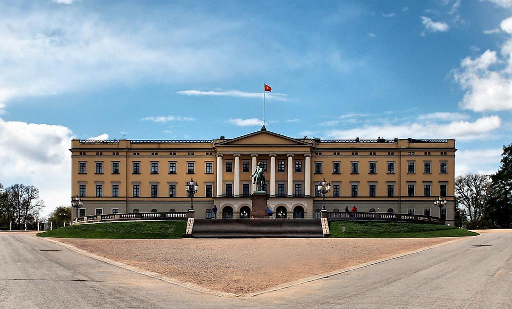 Cung dien Hoang gia Oslo