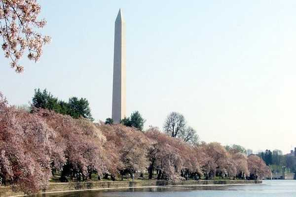 Dai tuong niem Washington