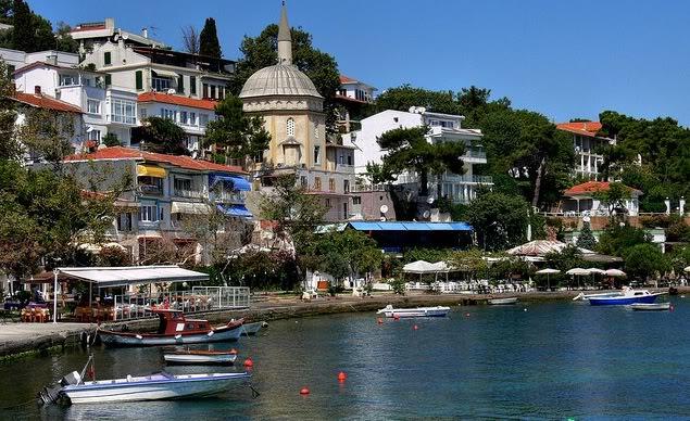 Đảo Hoàng Tử - Thổ Nhĩ Kỳ