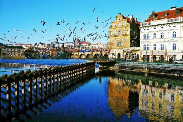 Praha - Du lich Sec