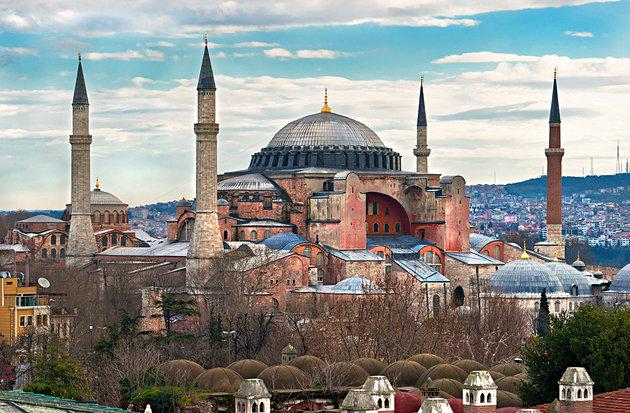 Giáo đường Blue - Du lịch Thổ Nhĩ Kỳ