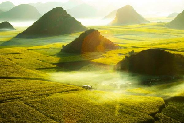 Du lịch Trung Quốc Nguyên Dương La Bình Côn Minh 5 ngày