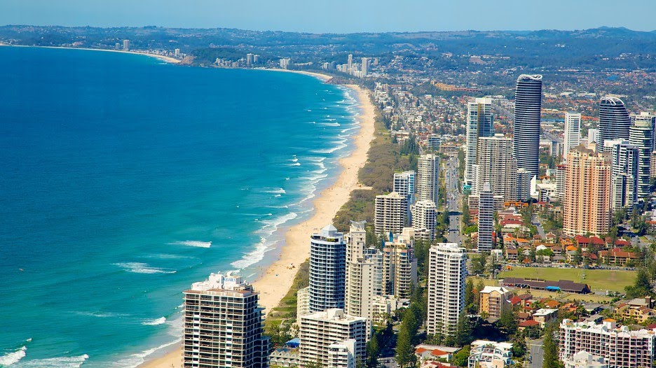 Gold Coast - Du lich Uc