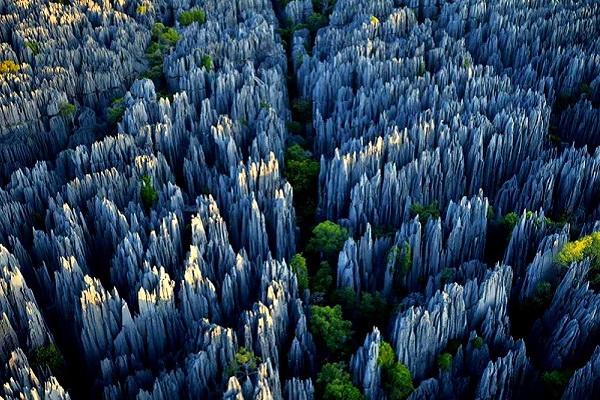 Khu du lịch Thạch Lâm Trung Quốc