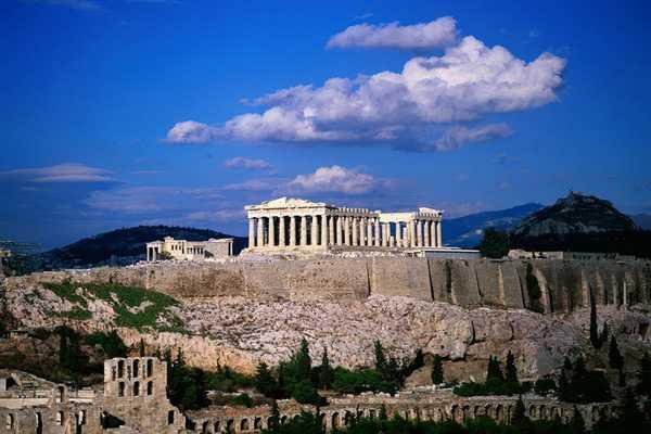Khu khảo cổ Acropolis