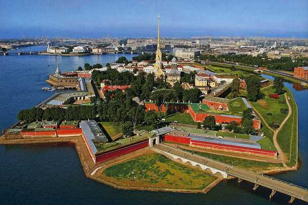 Pháo đài Peter & Paul Fortress