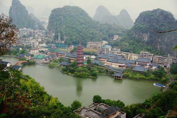 Que Lam - Trung Quoc