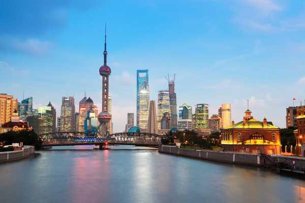 Thượng Hải - du lịch Trung Quốc