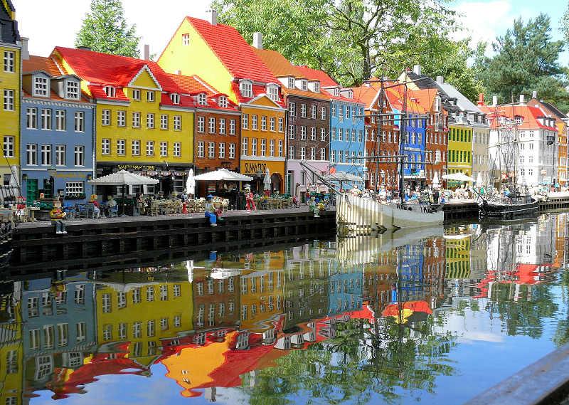 tour Bac Au - Copenhagen
