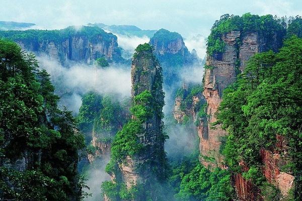 Du lịch Trương Gia Giới Trung Quốc SCO VIỆT NAM