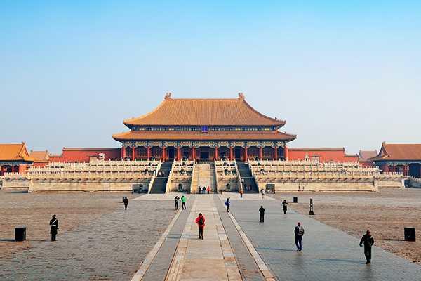 Tử Cấm Thành - Bắc Kinh