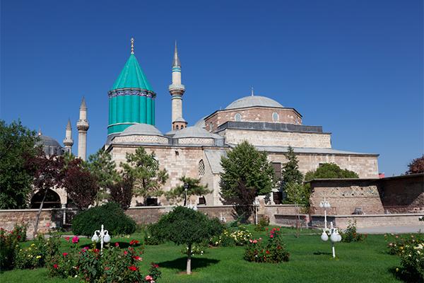 Tu viện Mevlana - Thổ Nhĩ Kỳ