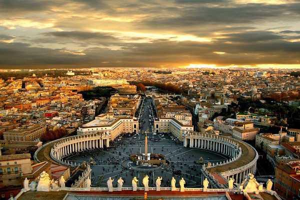 Toa thanh Vatican