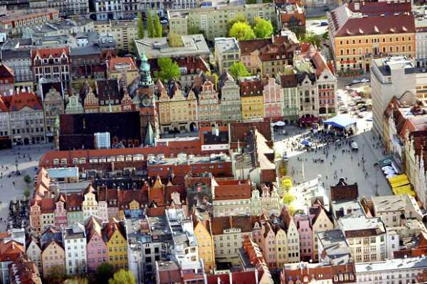 Wroclaw - Ba Lan