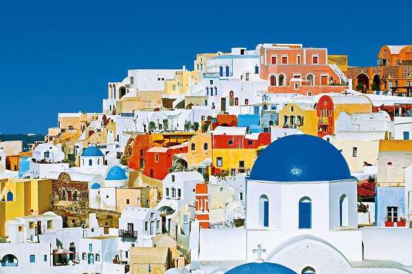 Du lịch Hy Lạp: Athens - Đảo Santorini - Vùng đất của các vị thần (7 n –  Alibaba Tours