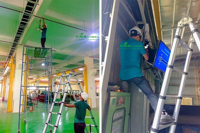 Camera Nhà Xưởng tại công ty-1