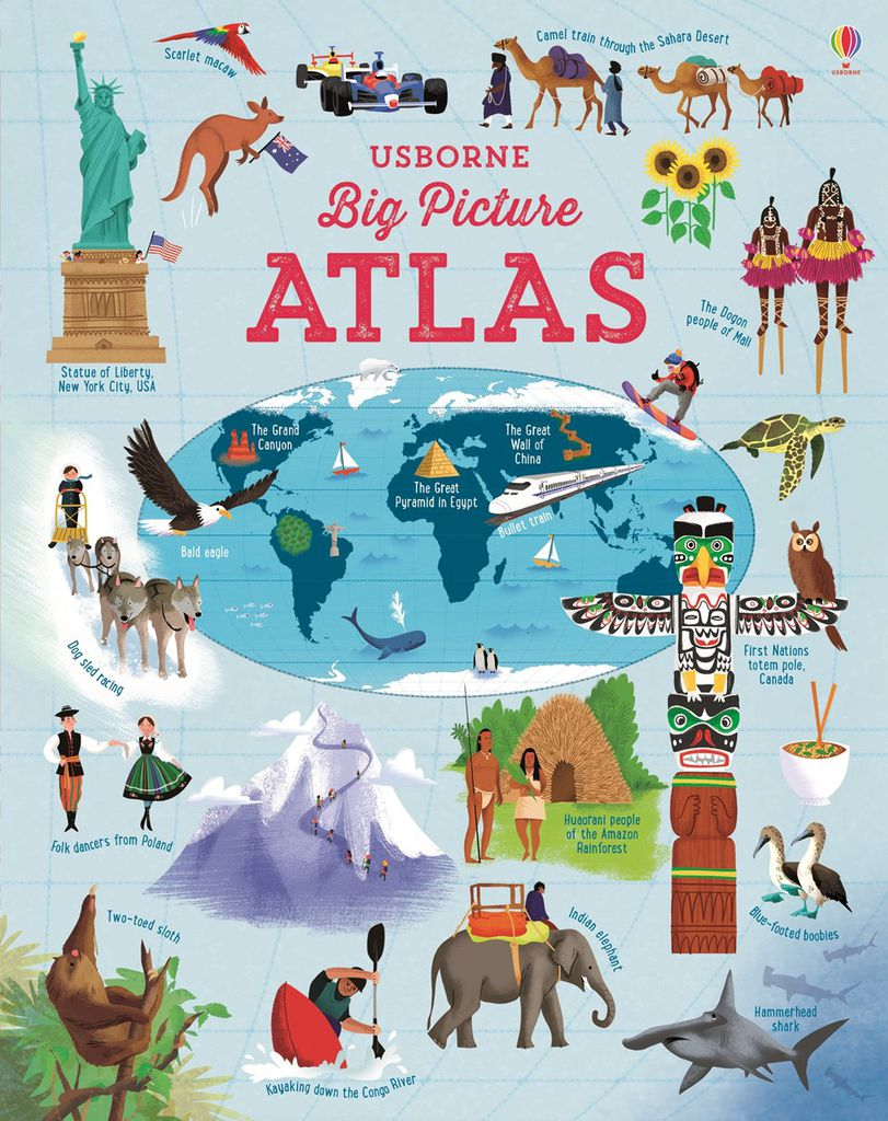 sach-hay-cho-be-review-cuon-big-picture-book-of-atlas-usborne