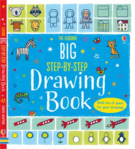 big-step-by-step-drawing-book