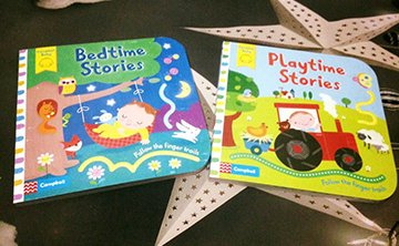 Combo bedtime stories - playtime stories