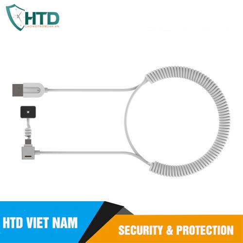 Cáp sạc và chống trộm Micro USB
