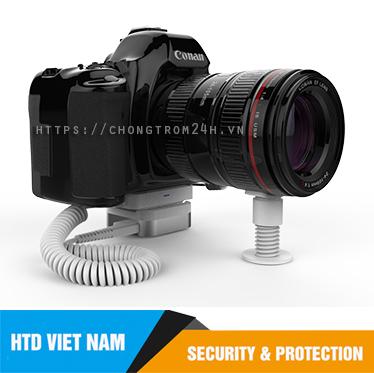 Thiết bị chống trộm độc lập cho máy ảnh và ống kính