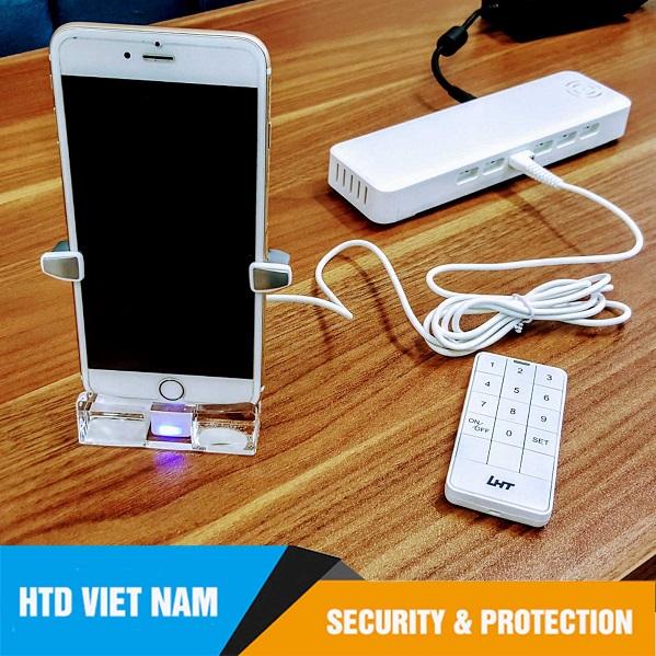 Bộ chống trộm trung tâm điện thoại cổng 4, 6, 8
