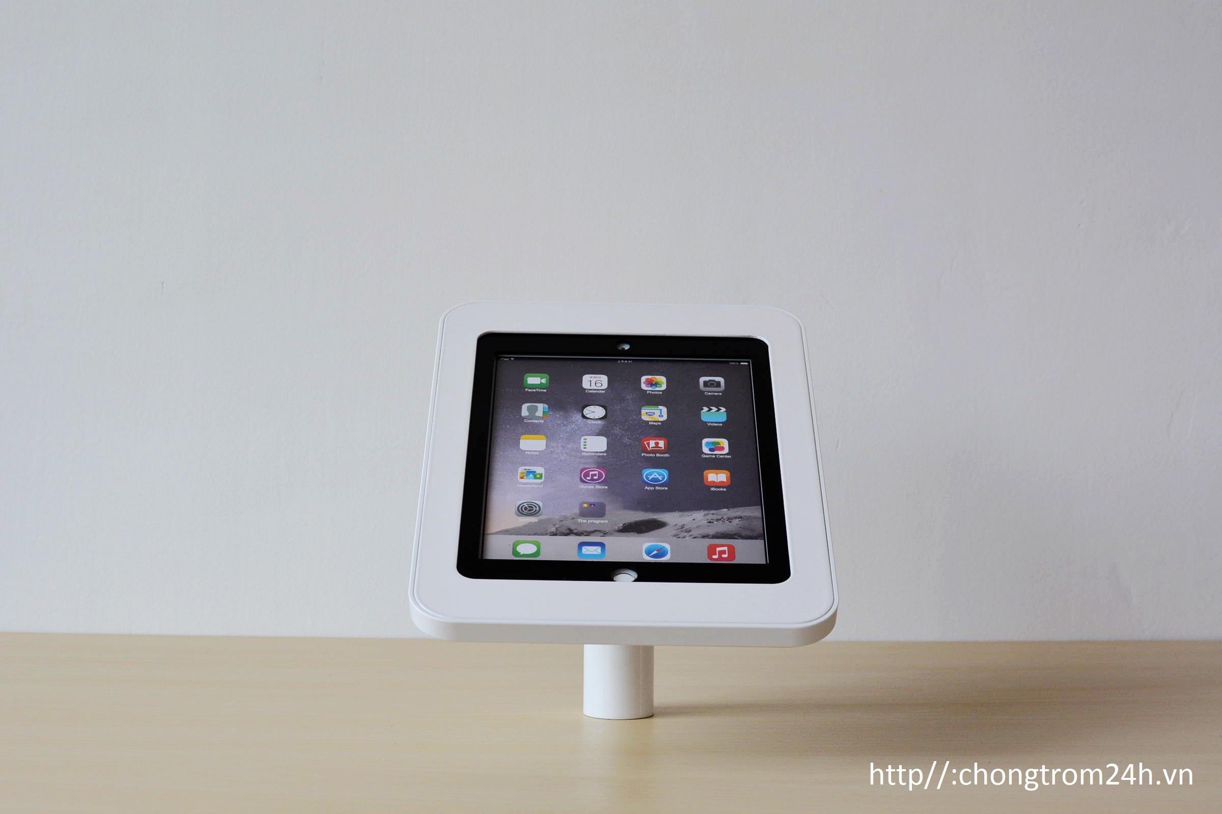 Giá đỡ máy tính bảng trên bàn - loại 30°