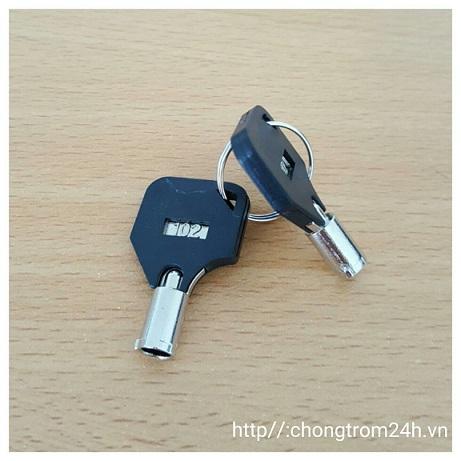 key chống trộm máy tính bảng