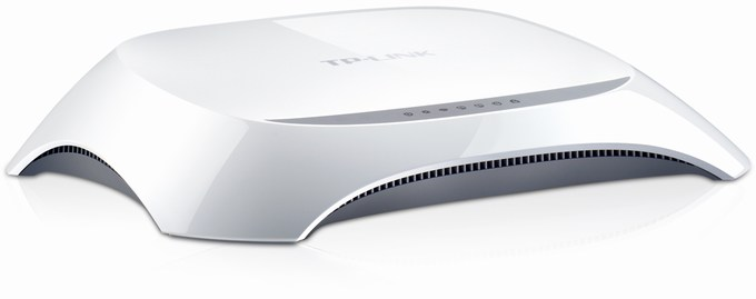 Wireless N Router TP-LINK TL-WR720N