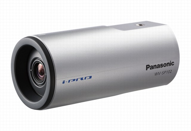 CAMERA IP PANASONIC WV-SP102