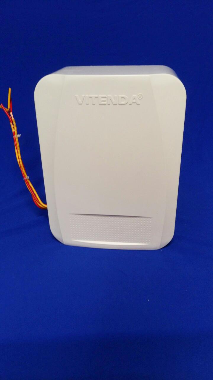 Cục chuyển đổi nguồn 2000VA đồng Vitenda trắng trơn