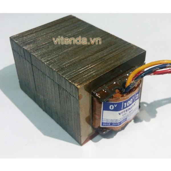 Cục đổi nguồn mini 80VA