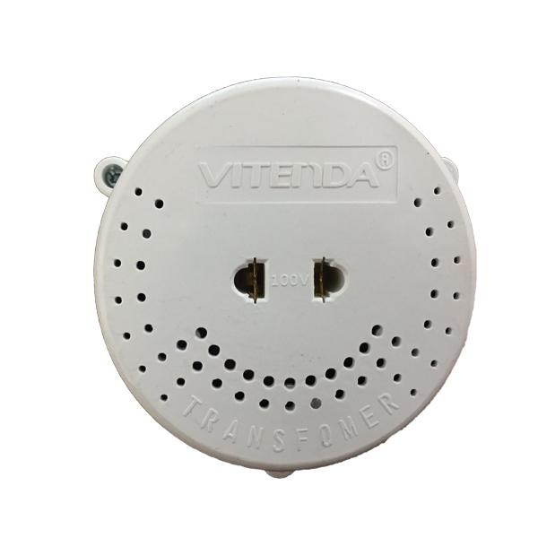 Cục đổi nguồn 150VA ổ cắm dây đồng Vitenda