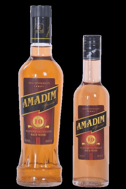 Rượu AMADIM Diệu Tiên