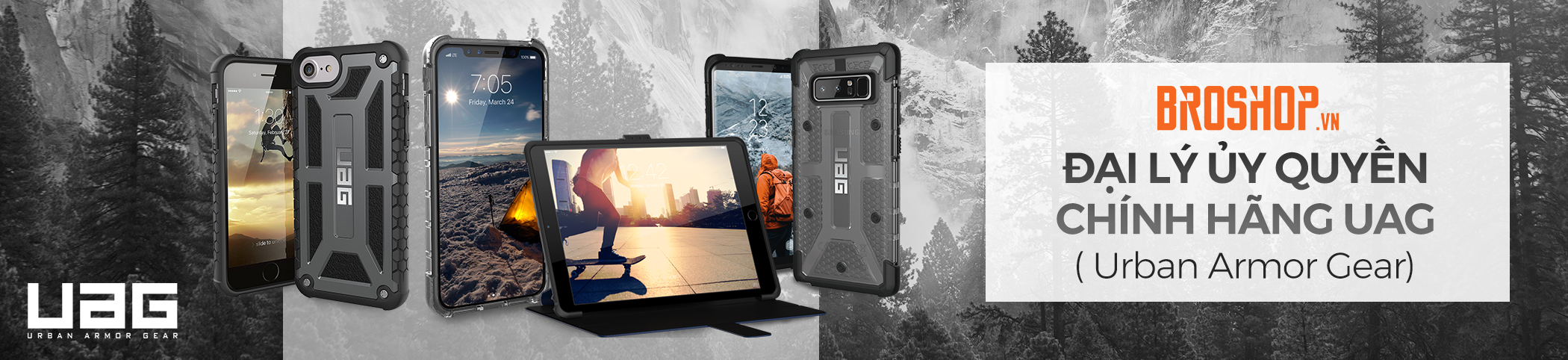 UAG Surface