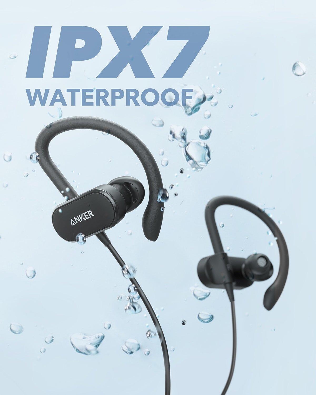 Tai Nghe Bluetooth Anker SoundBuds Curve - A3411 Chính hãng giá tốt