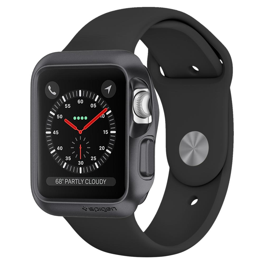 SPIGEN Slim Armor Apple Watch S1 S2 (38mm) Case