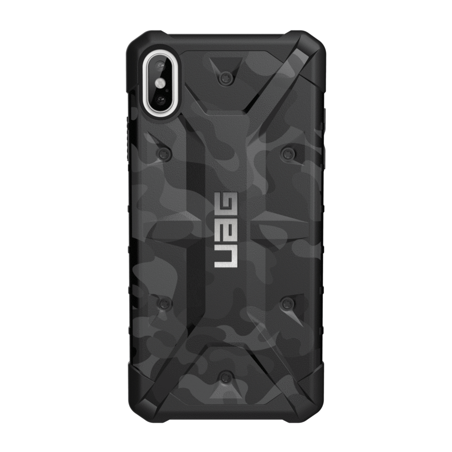 UAG iPhone XS Max LIMITED EDITION CAMO SERIES