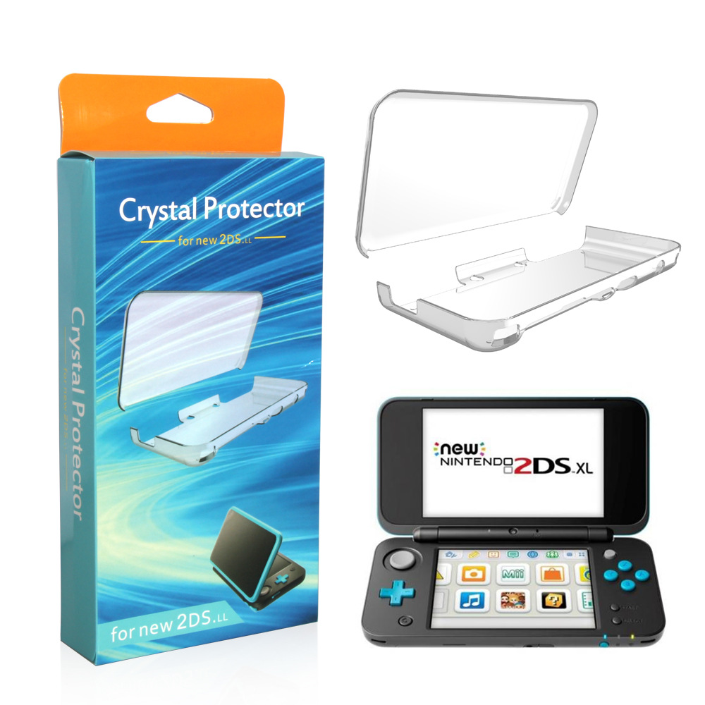Crystal Case New Nintendo 2DS XL