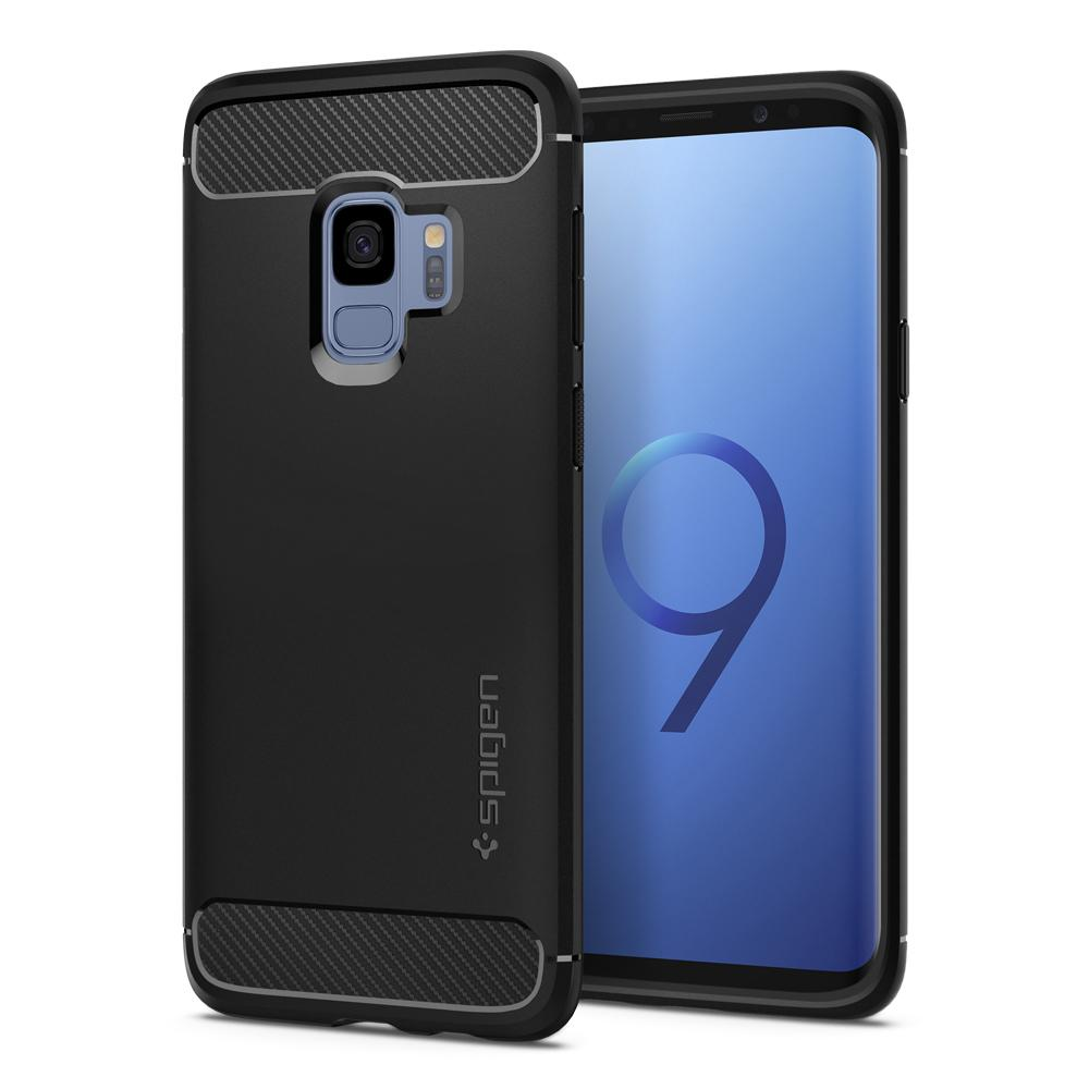 SPIGEN Galaxy S9 Case Rugged Armor