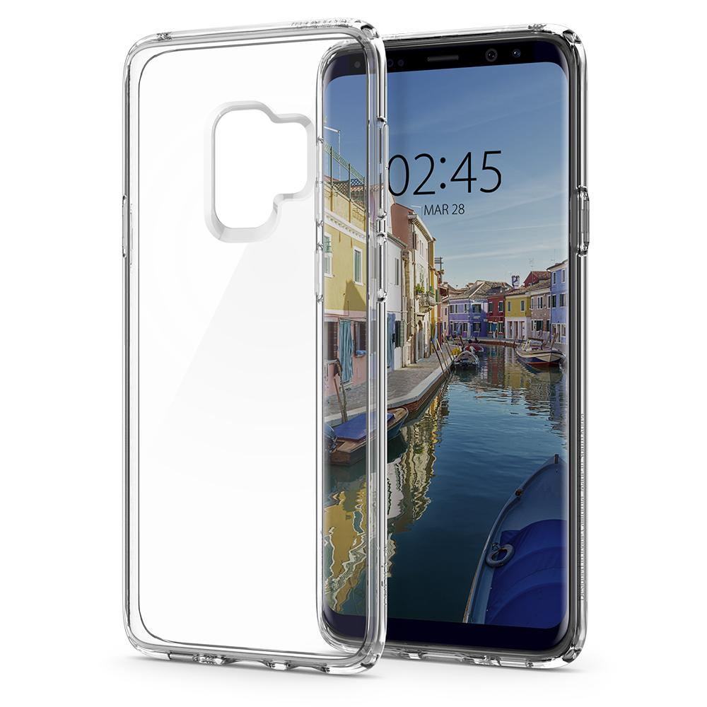 SPIGEN Galaxy S9 Case Ultra Hybrid