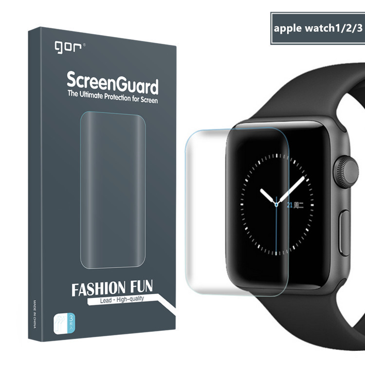 Dán TPU 3D GOR cho Apple Watch