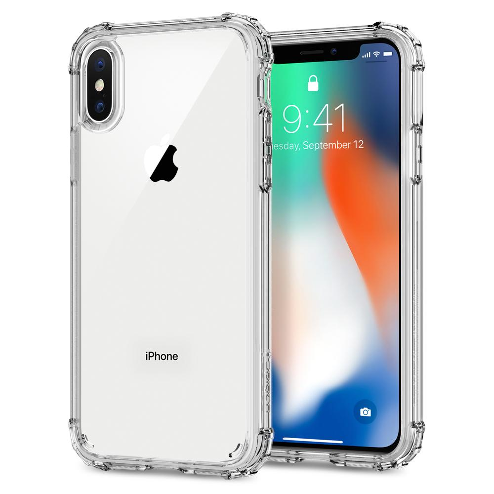 SPIGEN iPhone X Case Crystal Shell